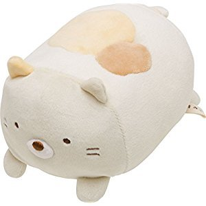 San-x Sumikko Gurashi Super Squishy Plush 6 Cat by San-x Sumikko Gurashi