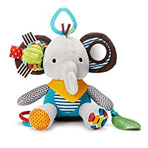 Skip Hop Bandana Buddies Activity Toy, Elephant