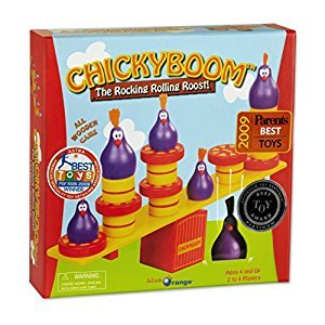 Brybelly Holdings TBNG-07 Chickyboom - The Rocking Rolling Roost