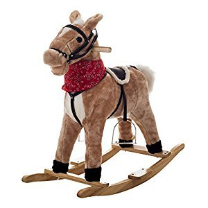 Happy Trails Dusty The Rocking Horse Ride On