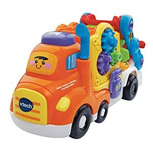 VTech Go! Go! Smart Wheels Car Carrier (French Version)