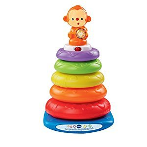 VTECH Stack and Sing Rings (French Version)