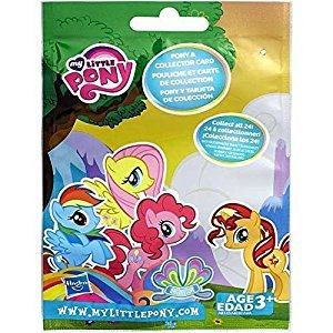 My Little Pony Surprise Bag Mini Figure Collection 2