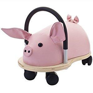 Wheelybug Pig Ride-On (Large)