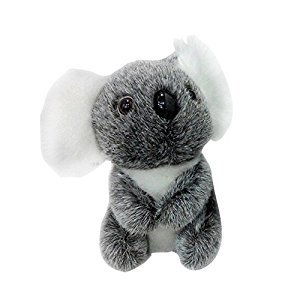 ForuMall Plush Doll for Kids Cute Koala Bear Cushion Plush Toy Stuffed Koala