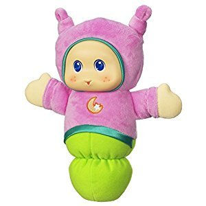Hasbro Playskool Lullaby Gloworm Girl