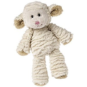 Mary Meyer Marshmallow Zoo Junior Lamb 9-Inch Plush
