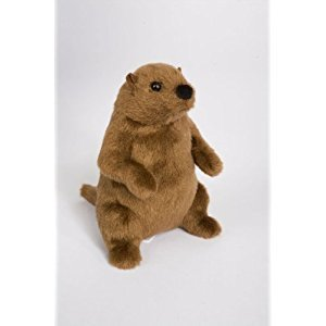 Plush Mr G Groundhog 6