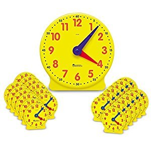 Teaching Clocks in beaubebe.ca