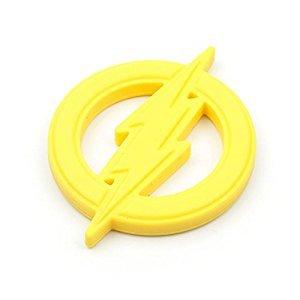 Bumkins DC Comics Teether, Flash