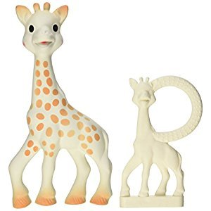 Sophie la Girafe Vulli Gift Case Award and Vanilla Teether
