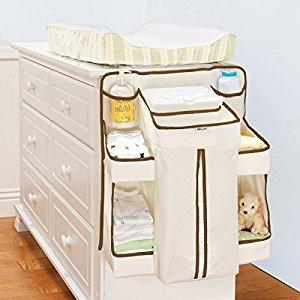 Munchkin Baby Nappy Change Organiser+B926