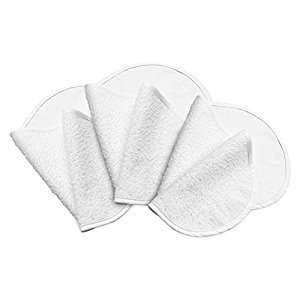 Boppy 1360534K AMC Changing Pad Liners, White, 3 Count
