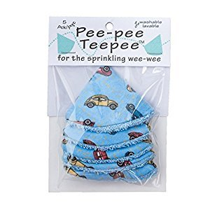 Pee-pee Teepee Cars Blue - Cello Bag