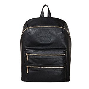 The Honest Company City Backpack, 5 lb, Black