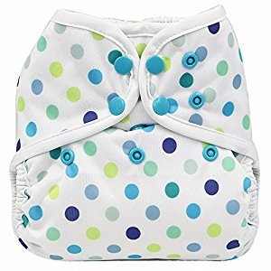 New Newborn Infant Baby Cloth Diaper cover, Reusable, Washable, Adjustable (C07)