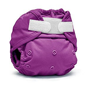 Rumparooz One Size Cloth Diaper Cover Aplix, Orchid