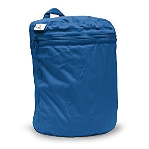 Kanga Care Cloth Diaper Wet Bag, Nautical