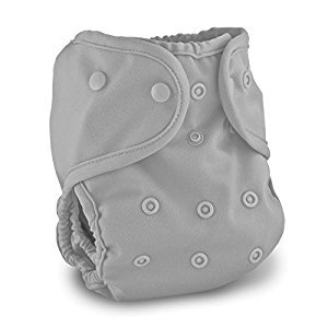 Buttons Cloth Diaper Cover - One Size – Pebble