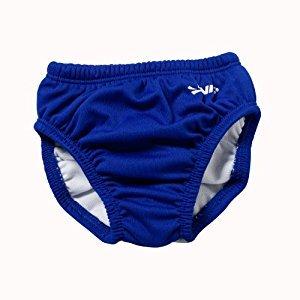 Finis Boys Swim Diapers, 4T (Royal Blue)