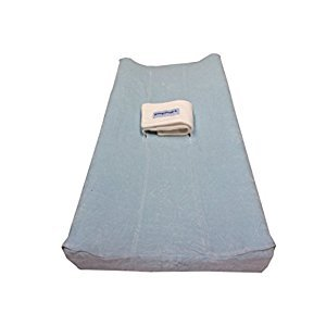 Poopoose Changing Pad Cover (Baby Blue)