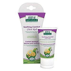 Aleva Naturals Soothing Comfort Chest Rub, 1.7 fl.oz / 50ml