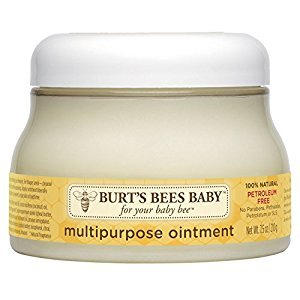 Burt's Bees Baby Bee 100% Natural Multipurpose Ointment, 7.5 Ounces (Packaging May Vary)
