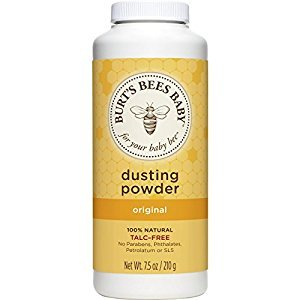 Burt's Bees Baby Dusting Powder, 7.5 Ounces (Packaging May Vary)