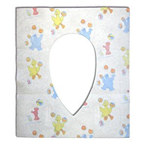 Neat Solutions Potty Topper Disposable 20-Piece Toilet Seat Cover