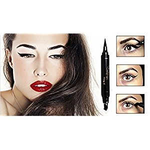 Sanfilippo Wing It / Eyeliner Stamp / Eye Wing Stamp / Black (Thin Stamp)