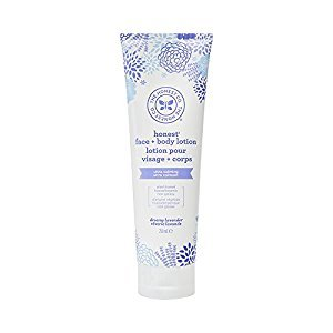 The Honest Company Face and Body Lotion, 250 ml, Dreamy Lavender