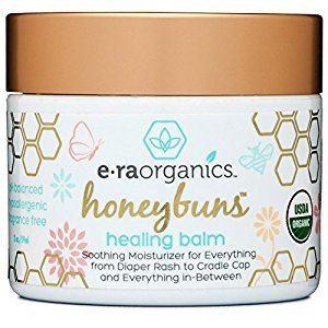 Healing Ointment for Babies 2oz. USDA Certified Organic Natural Healing Cream for Baby Eczema, Cradle Cap (Infant Seborrheic Dermatitis), Chapped Nose, Rashes, Hives & More