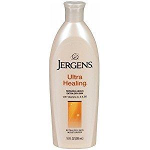 Jergens Ultra Healing Extra Dry Skin Moisturizer 10 oz