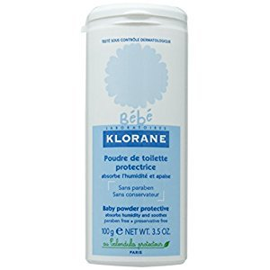 Klorane Baby Protective Talc Powder 100g