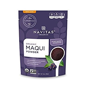 Navitas Organics Maqui Powder, 3oz. Pouch