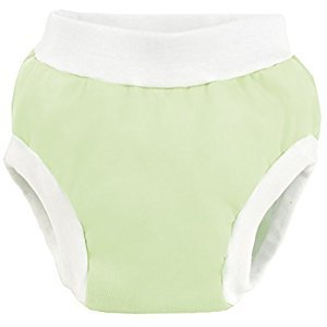 Kushies PUL Training Pant-Green-Small