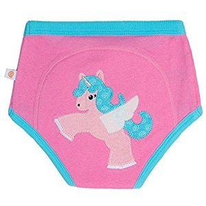 Zoocchini Training Pant 2T/3T-Allie The Alicorn-Single