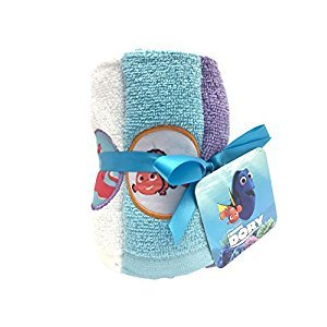 Disney/Pixar Finding Dory Sun Rays 6 Piece Cotton Wash Cloth