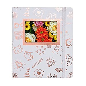 HP Sprocket Photo Album - Gold & White (2HS31A)