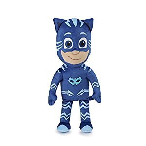 Pj Masks Catboy Cuddle Pillow, Blue, 22