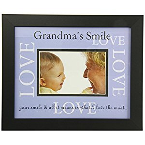 The Grandparent Gift Grandma's Love Frame