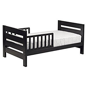 DaVinci Modena Toddler Bed, Ebony