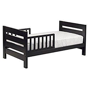 DaVinci Modena Toddler Bed, Ebony