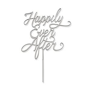 Kate Aspen 'Classic Happily Ever After' Cake Topper