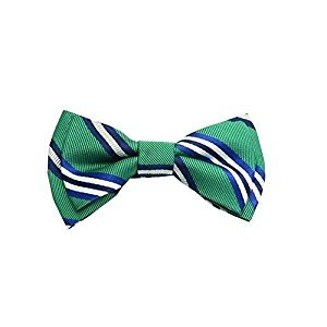 Adjustable Kids Bow Tie Dacron Clothing Ornament for Boy