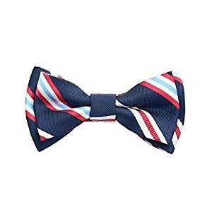 Adjustable Kids Bow Tie Dacron Clothing Ornament