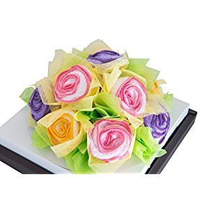 [Full of Love Roses Set] Towel Flower Origami, 57