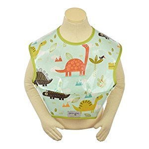 Goo-Goo Baby Jurassic Perfect Pocket Bib - Size 2-4 years