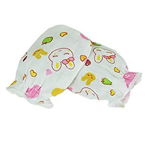 2-Packs Soft Newborn/ Infant NO-Scratching Bamboo Mittens For 0-6M One Size
