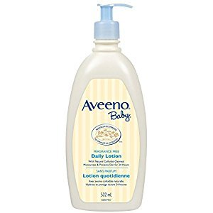 Aveeno Baby Daily Lotion, 532ml